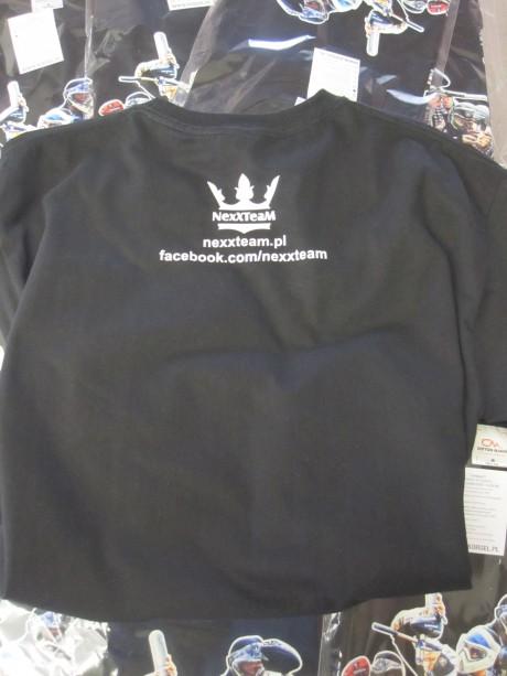 Koszulka-NexXTeaM 2013r. 002